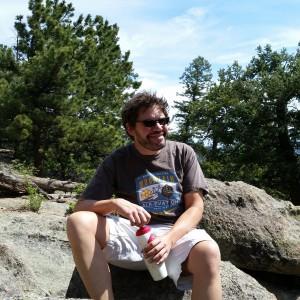 Bob Mook-Clean Air Hero 2014