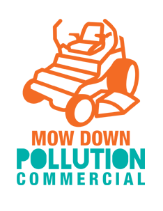Commercial Mow Down Pollution Program