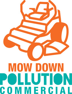 Mow Down Pollution Commercial