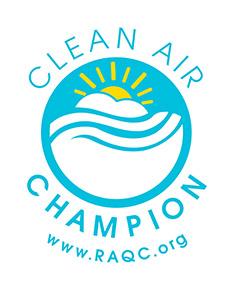 Clean air champion